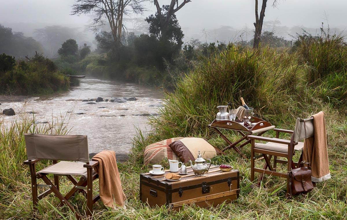 Segera Lodge Afrika