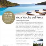 Yoga Woche Daios Cove, Kreta