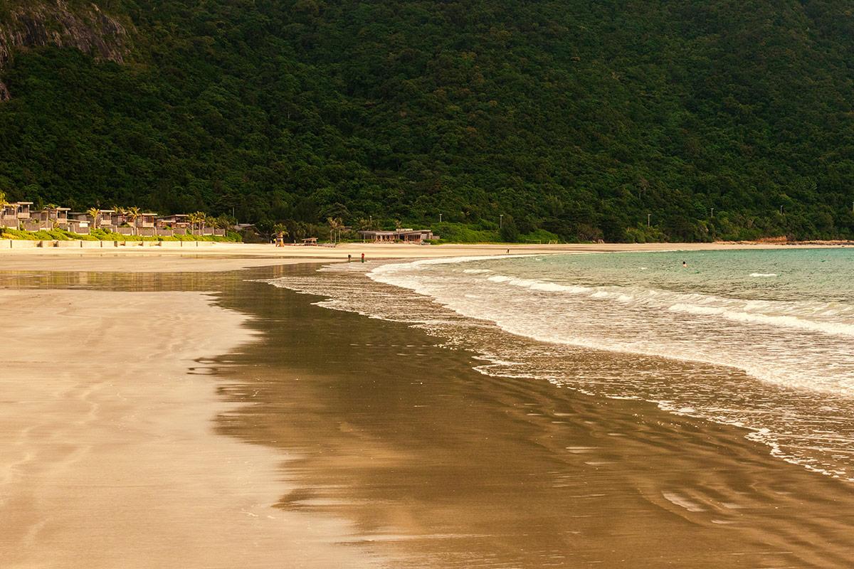 Six Senses Resort Con Dao Strand