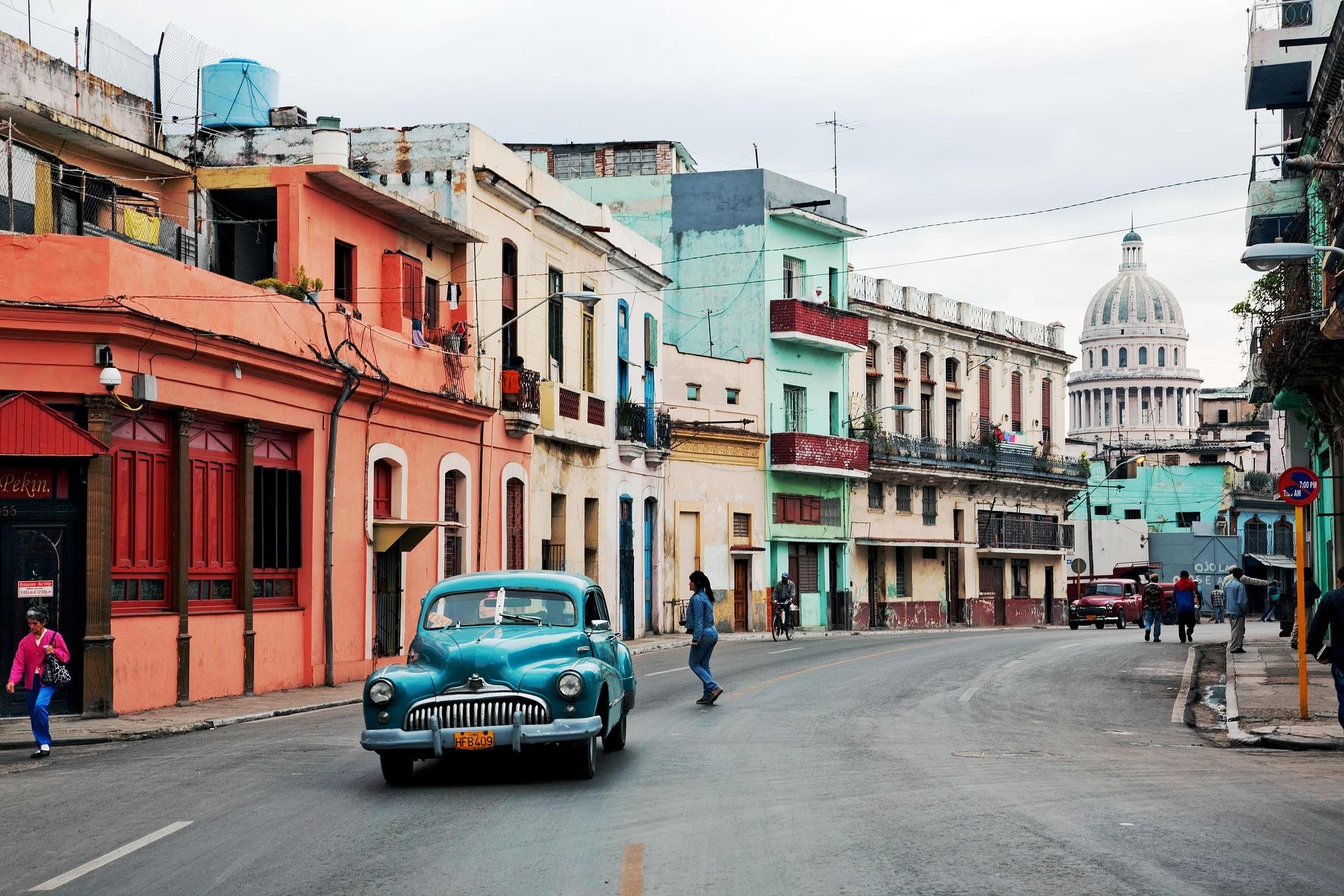 Oldtimer Kuba
