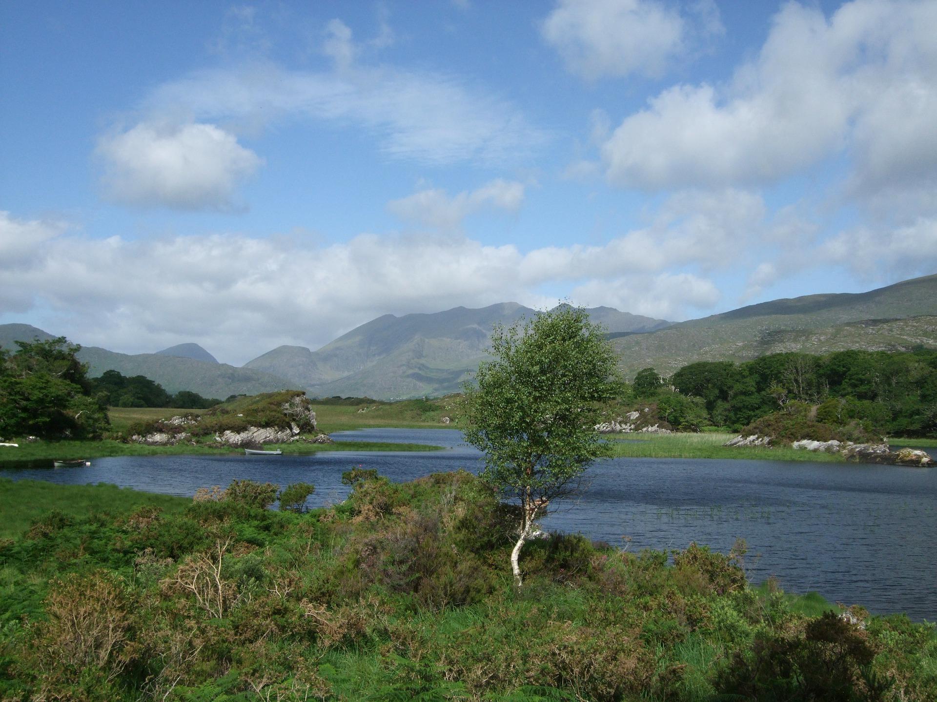Nationalpark in Killarney