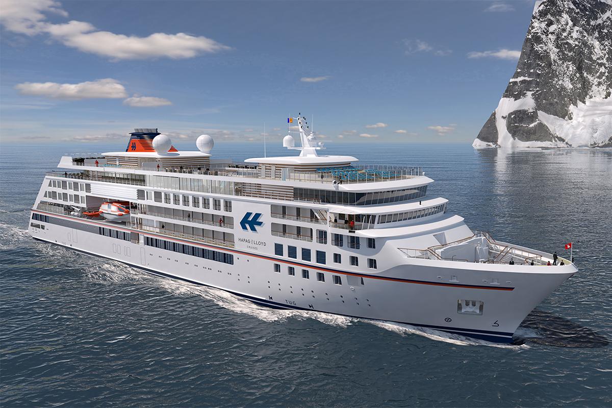 Hapag Lloyd Cruises Expeditionsschiffe HANSEATIC natur und HANSEATIC inspiration