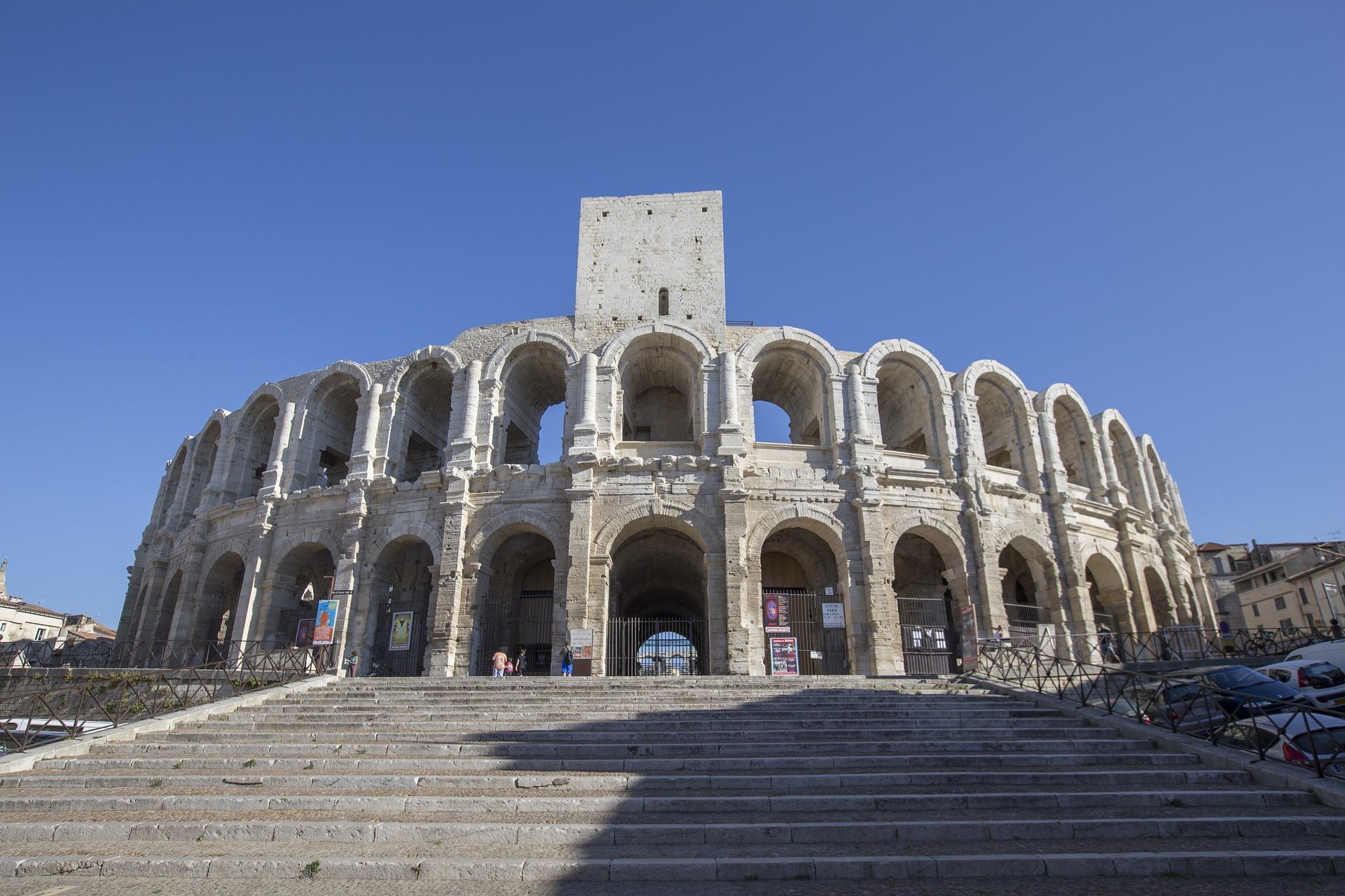 Amphitheater Arles Frankreich