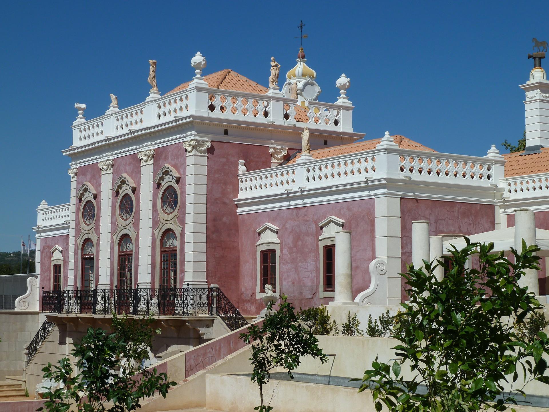 Gebäude Faro