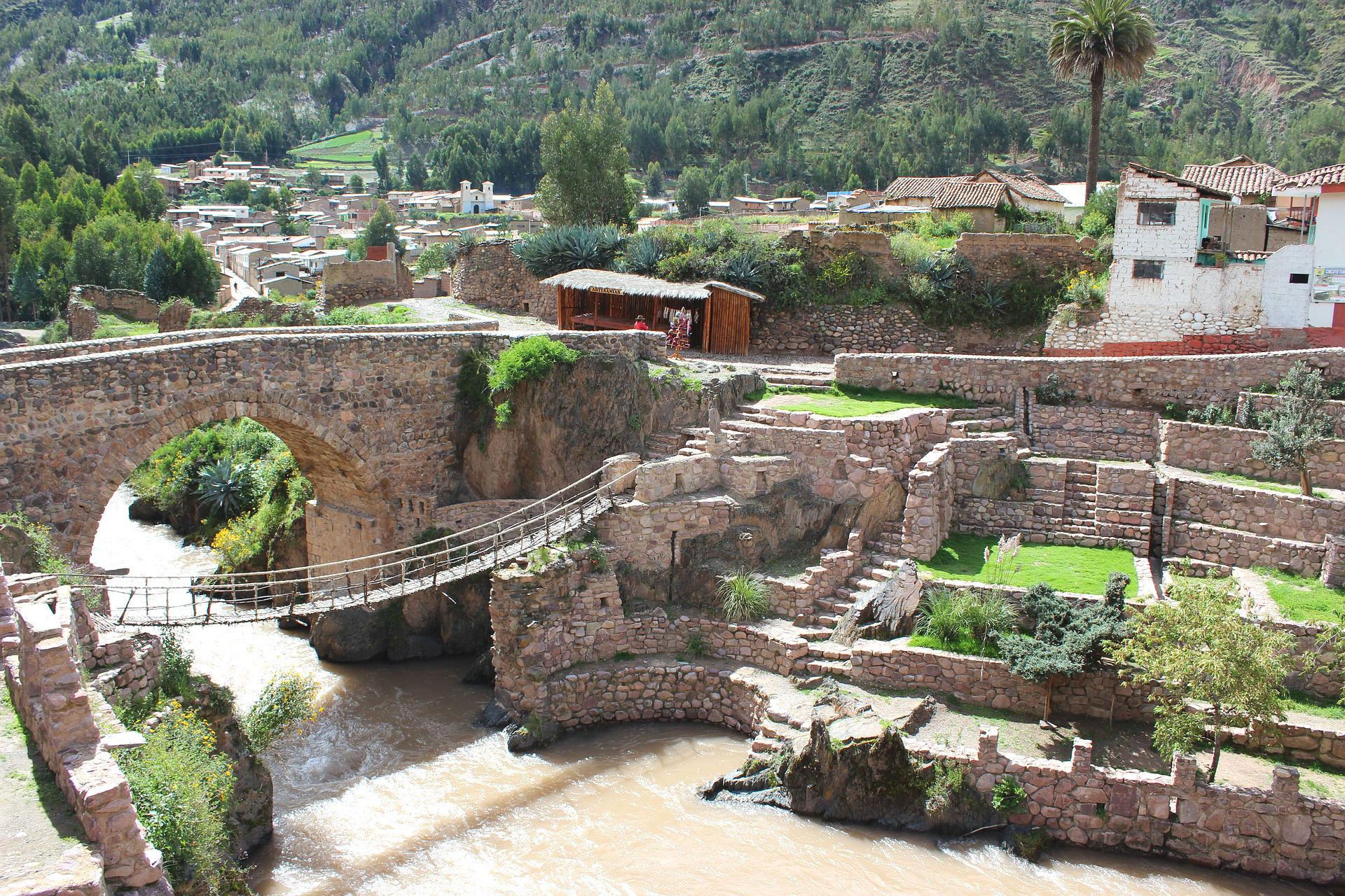Brücke Peru