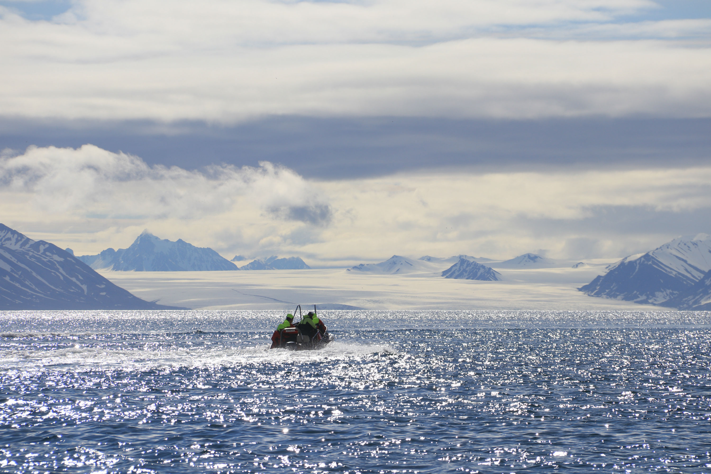 © Arnau Ferrer: Ingeborgfjord Spitzbergen