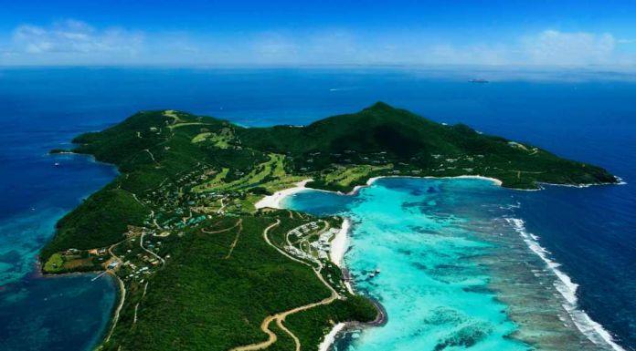 © Mandarin Oriental: Die karibische Insel Canouan