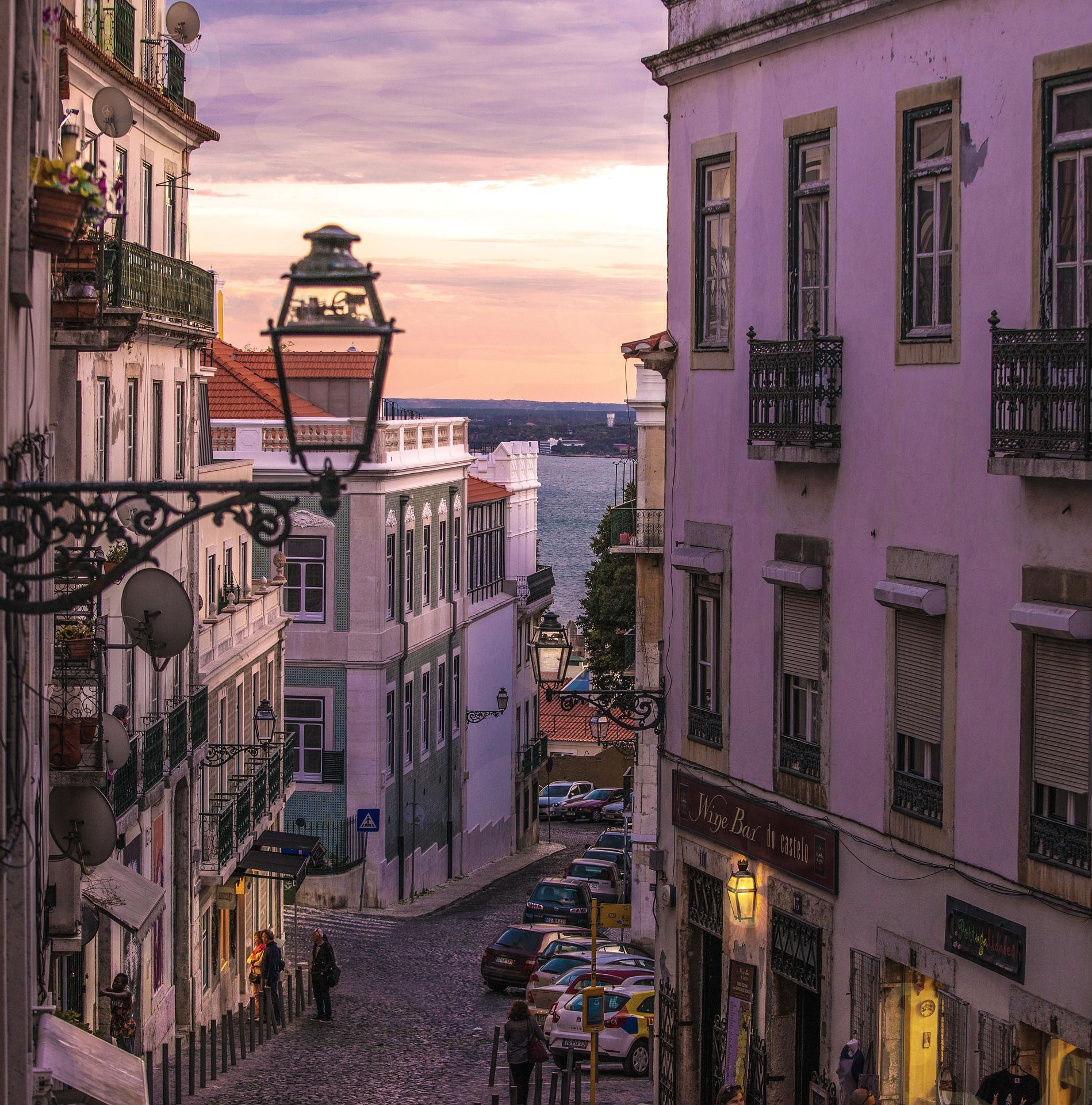 Lissabons schönste Ecken