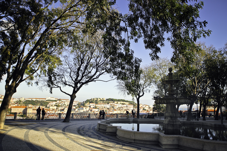 Das Castelo de São Jorge