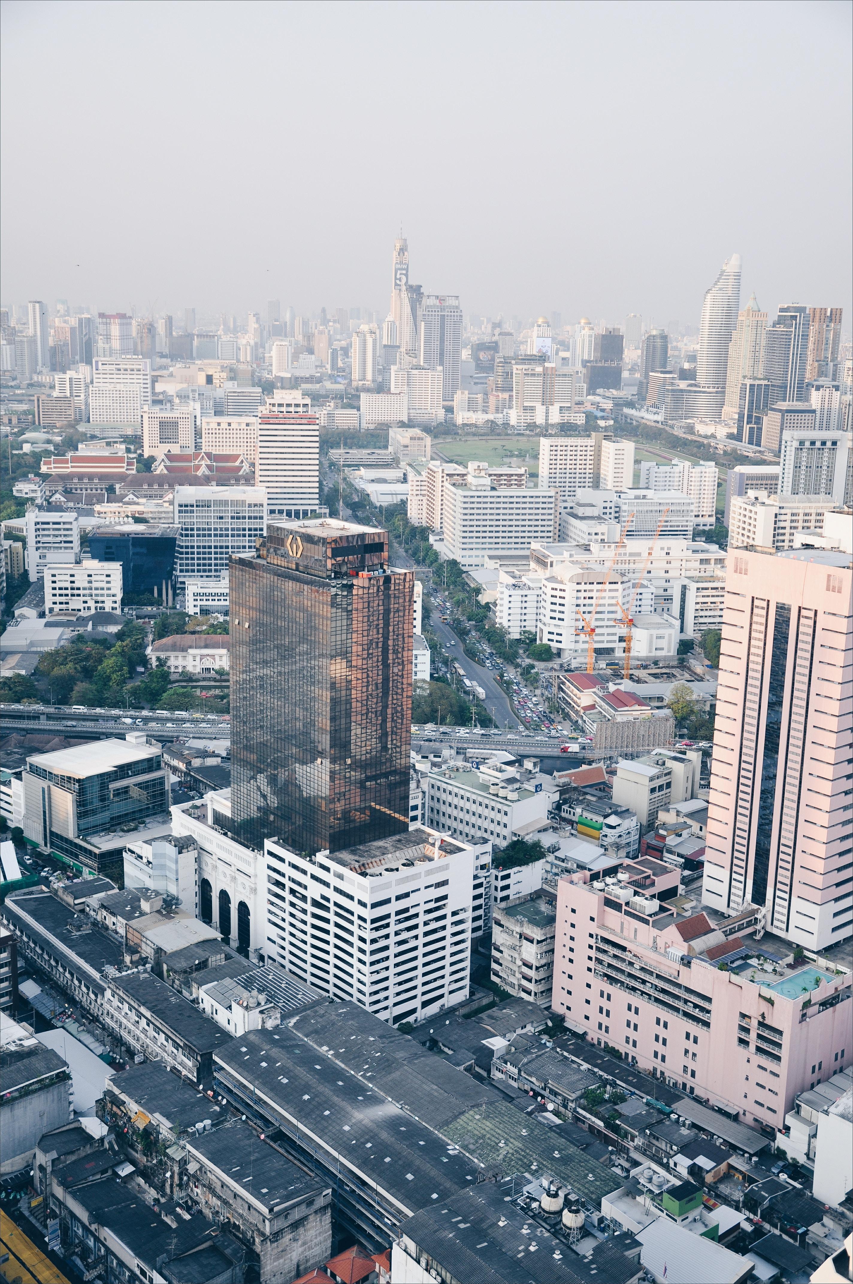Das quirlige Bangkok in Thailand