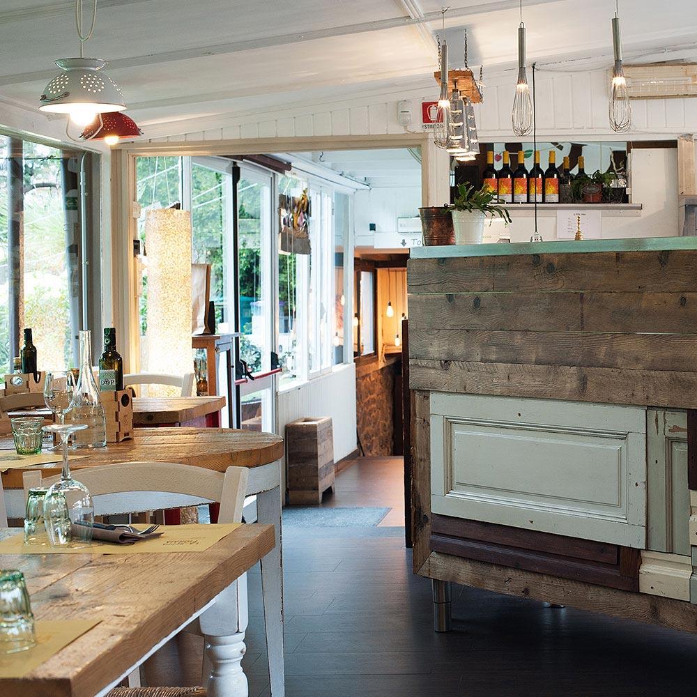 © La Beppa Fioraia: Eating in the cozy La Beppa Fioraia