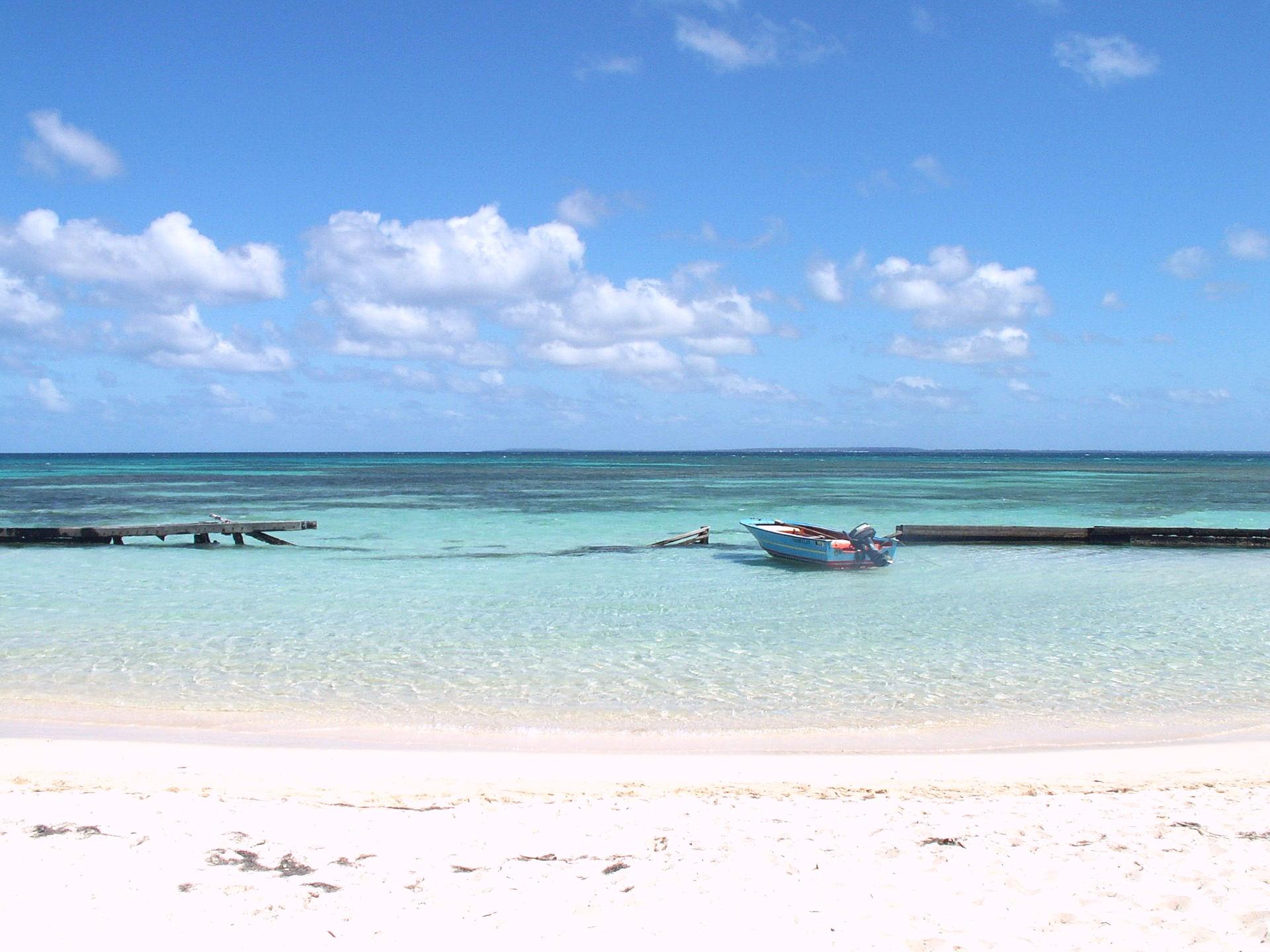 Paradiesische Strände erwarten dich auf Guadeloupe