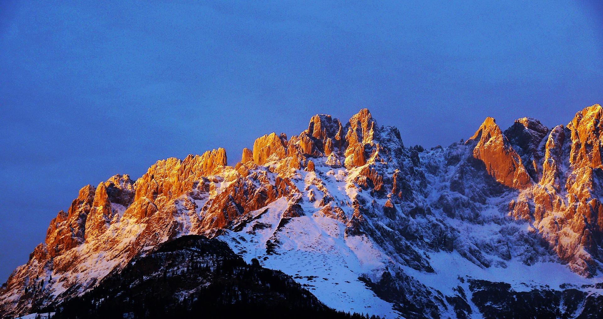 Wandern im Kaiserwinkl Tirol