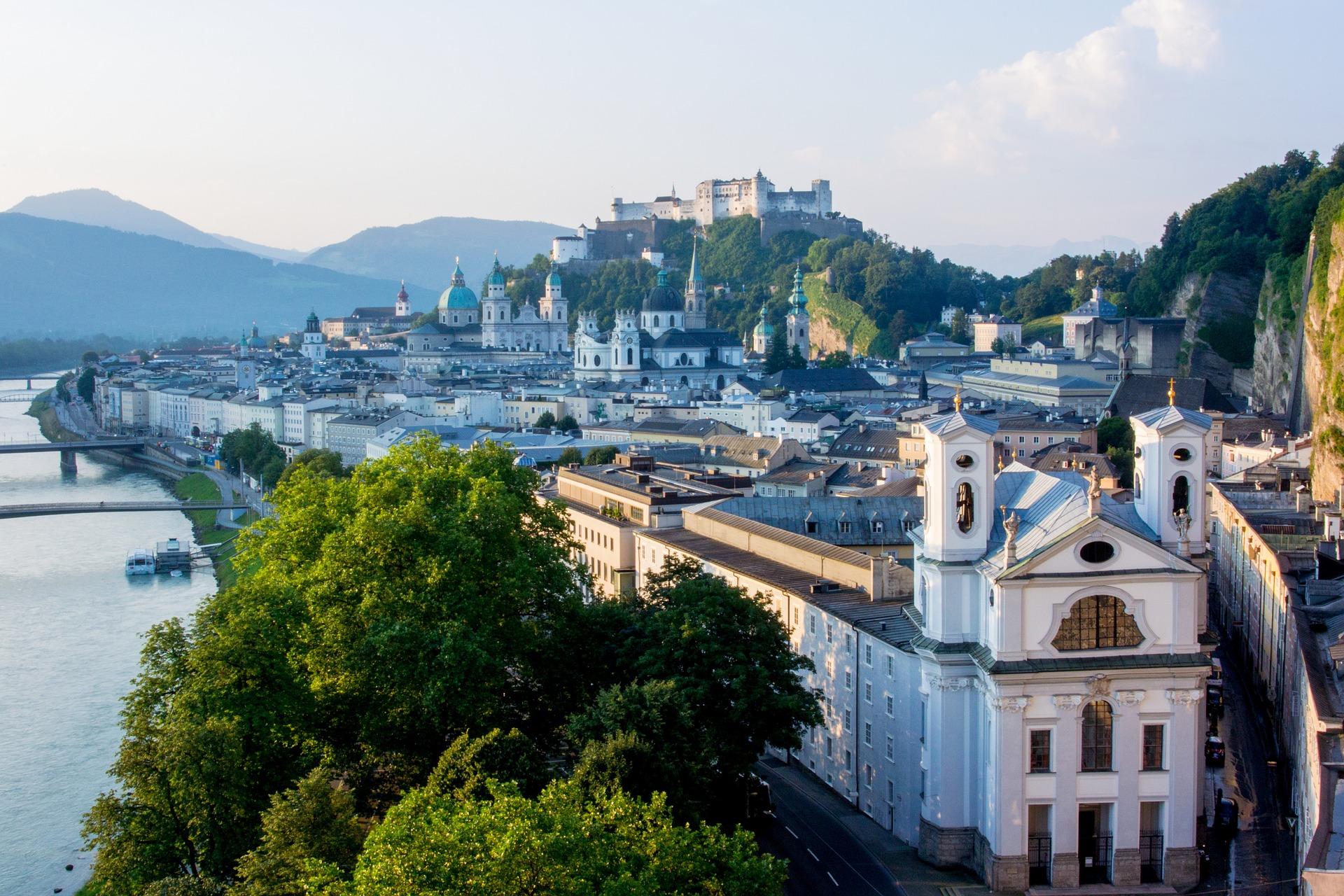 Wir sind uns einig: In Salzburg gibt es erstklassige Kaffeehäuser für jeden Geschmack