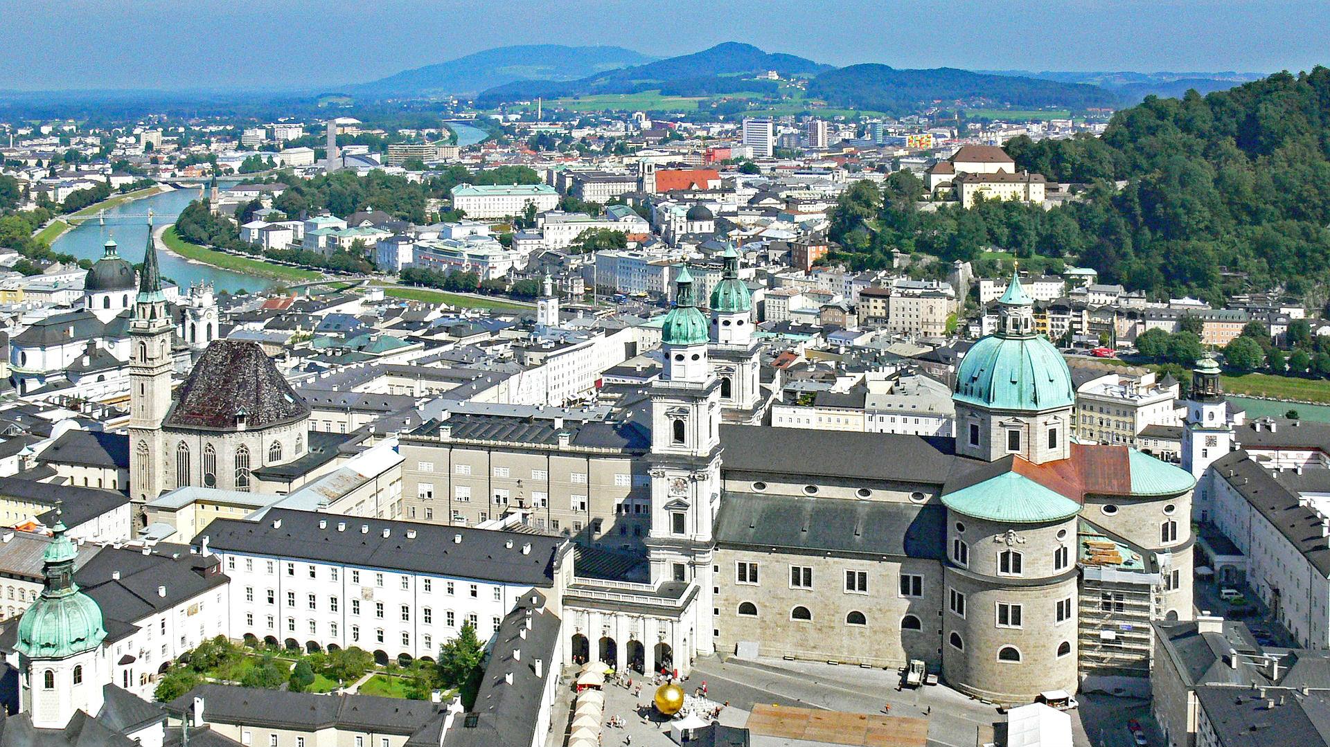 Salzburg ist nicht nur wegen der vielen Kaffeehäuser lohnenswert