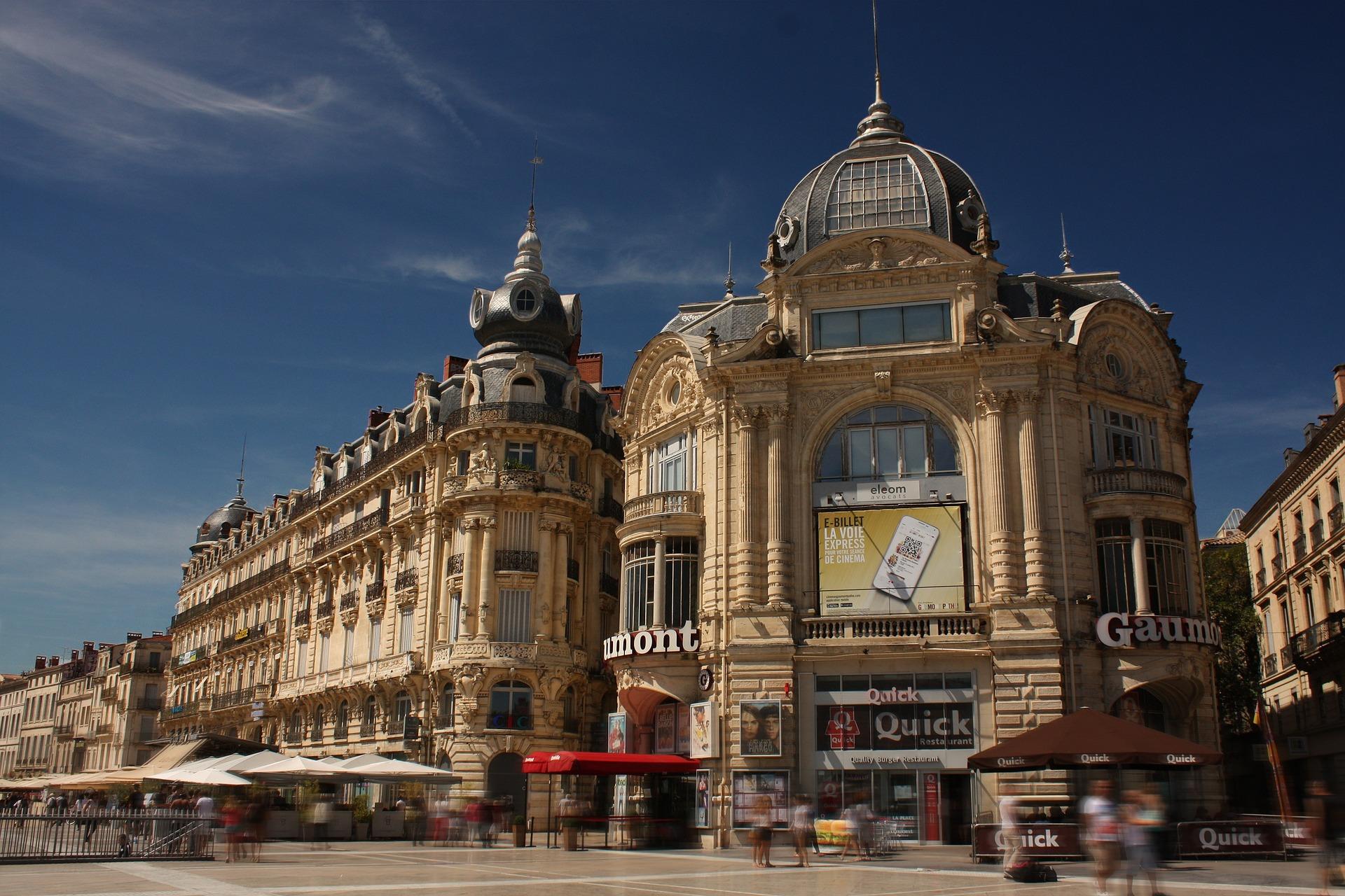 Die schönsten Cafés & Bars in Montpellier