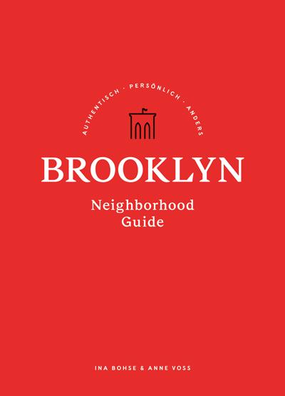 Cover des Brooklyn Neighbourhood Guide