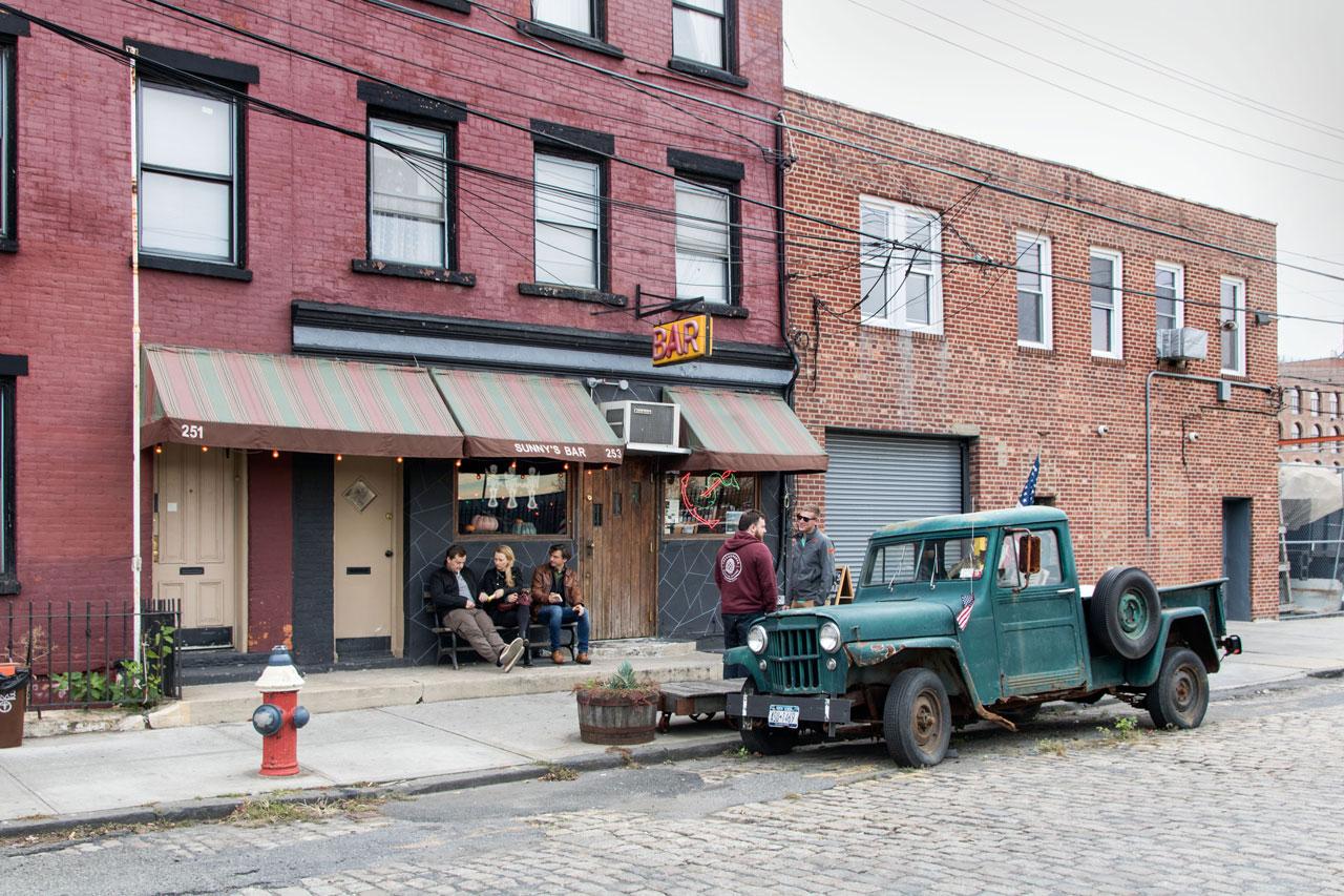 Sunny's Bar in Brooklyn