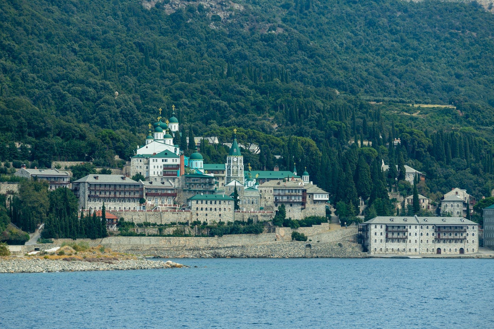 Kloster Rossikon