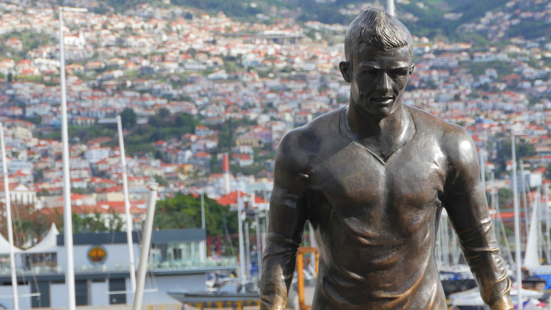 Funchal ist die Heimatstadt von Cristiano Ronaldo