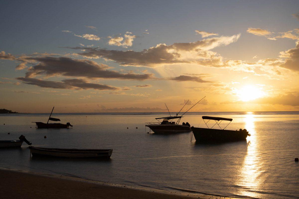 Beach Grande Baie, Mauritius