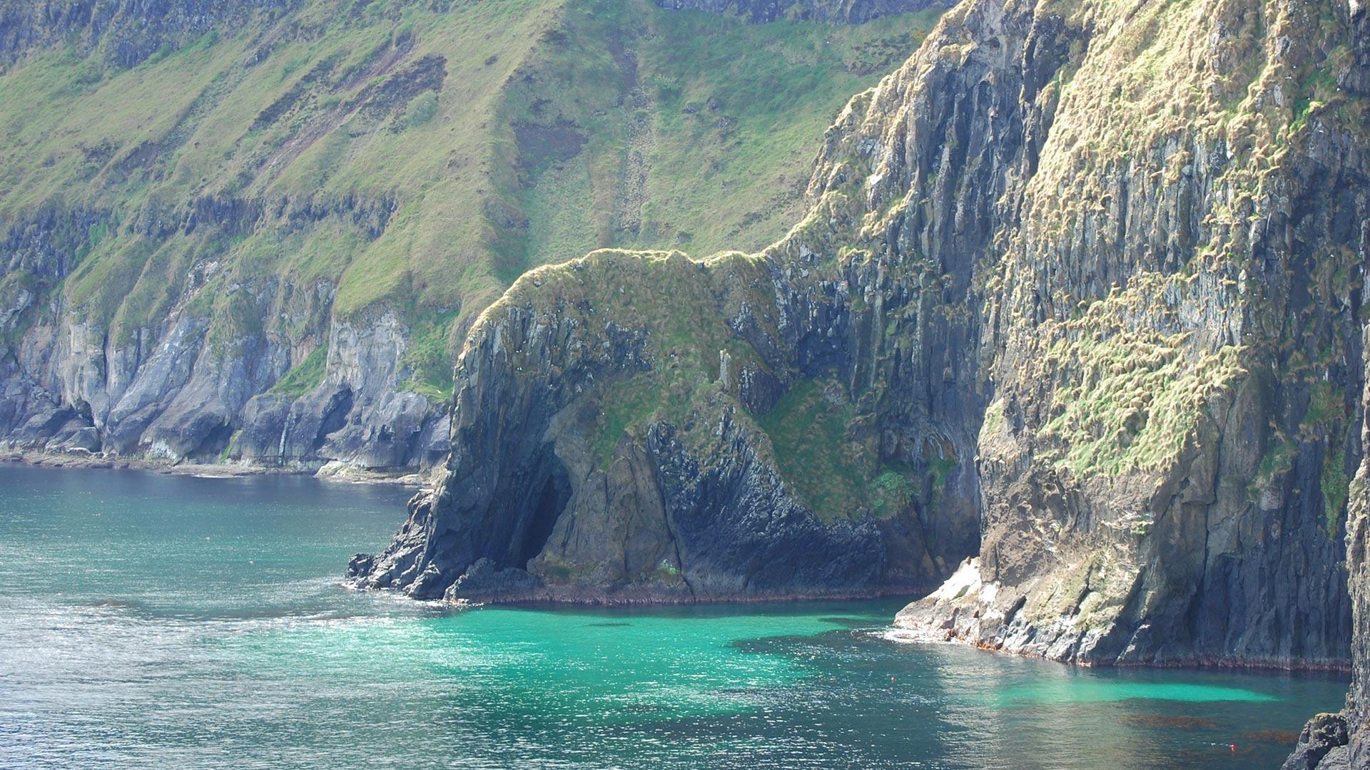 Coast of County Antrim