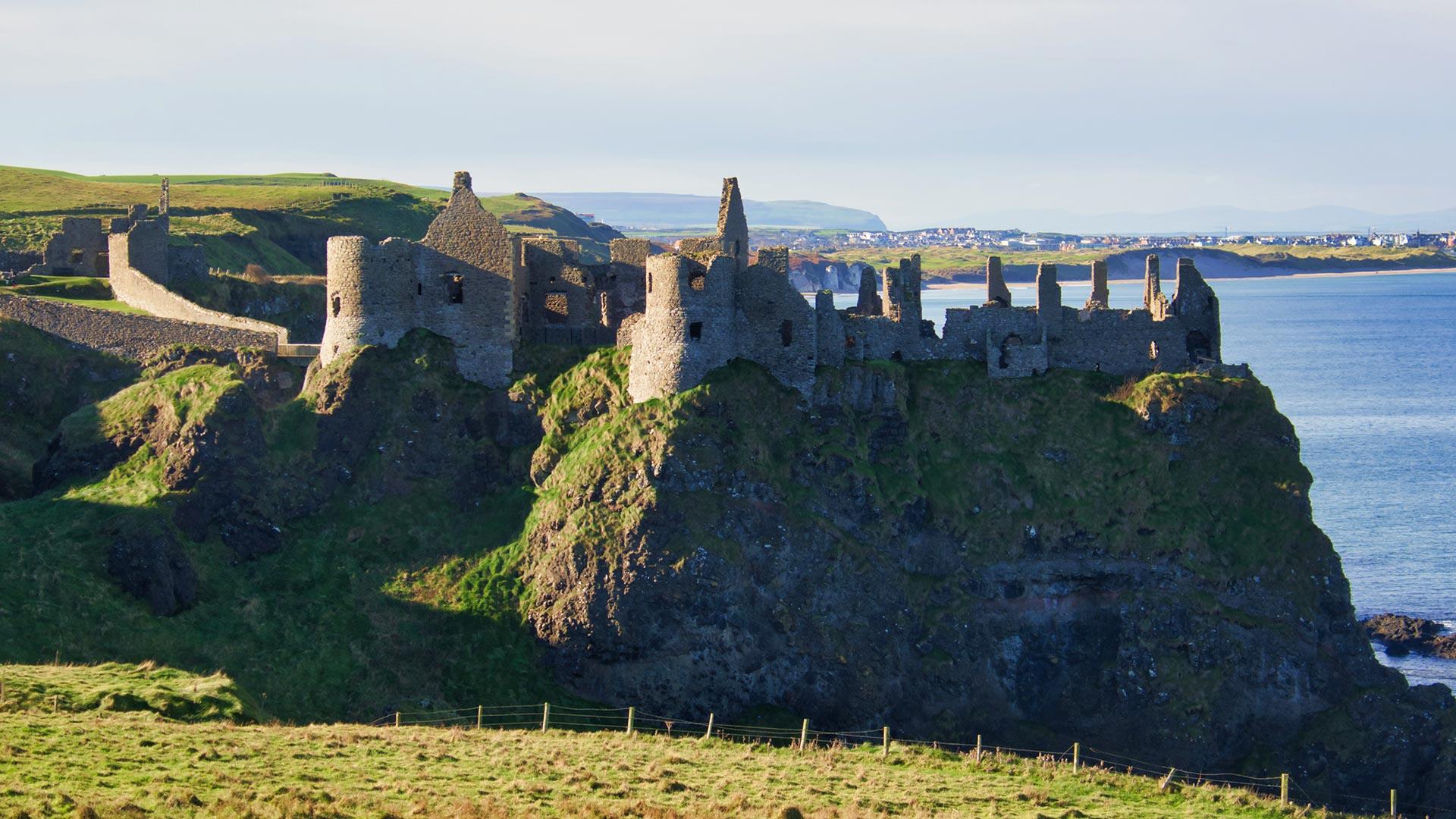 Castle Dunluce - Peyk